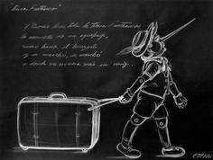 Esterio SeguraTIERRA FANTASMA acrylic and white pencil on paper 19.5 x 25.25 inches