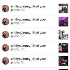 Thanks for the IG @emilyquinney_