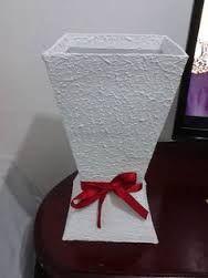 Resultado de imagen para moldes de vasos de caixinha de leite