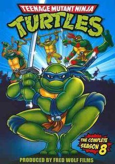 Teenage Mutant Ninja Turtles Season 8