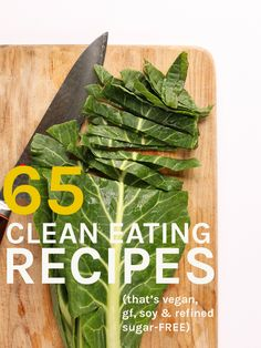 30 Day Cleanse + 65 Cleanse-Approved Recipes