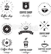 Find Coffee Shop Logo Vintage Vector Set stock images in HD and millions of other royalty-free stock photos, illustrations and vectors in the Shutterstock collection. Coffee Shop Branding, Coffee Shop Logo, Coffee Shop Design, Cofee Shop, Vintage Logo, Web Design, Logo Design, Vector Design, Logo Café