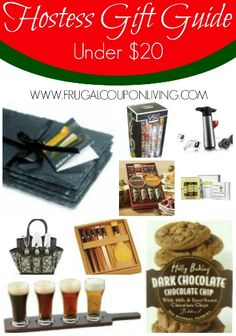 The Hostess Gift Guide Under $20 for the Christmas and Holiday Season #Gift #Holiday #Christmas