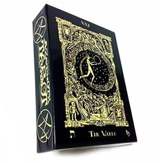 The Book of Azathoth Tarot Cards