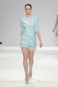 Hellen van Rees SS 13 look 5 #SS13 #hellenvanrees #fashion