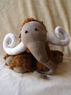 mammoth by NataliaSerrano.deviantart.com on @deviantART