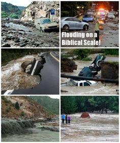 FLOODING ON A BIBLICAL SCALE - COLORADO FLOOD 2013 #COFlood #ColoradoFlood #Colorado