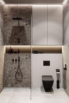 Washroom Design, Toilet Design, Bathroom Design Luxury, Modern Bathroom Design, Bathroom Design Inspiration, Home Room Design, Bathroom Styling, Apartment Interior, Future House