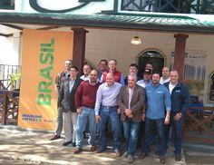 ABCZ e empresas do projeto Brazilian Cattle participam de feira no Paraguai