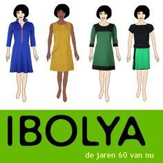 Amsterdam modestad, de jurken en rokken van Ibolya, Het Amsterdamse label Ibolya (ie-boo-ja) deze Hongaarse naam betekent vergeetmijnietje, het kleine paarse bloemetje. MEER http://www.pops-fashion.com/?p=19120