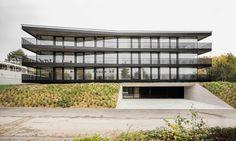 Mehrfamilienhaus am Genfer See / Schweizer Scharfsinn - Architektur und Architekten - News / Meldungen / Nachrichten - BauNetz.de