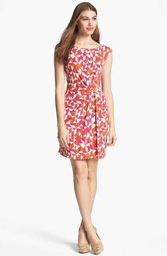 Donna Morgan Print Sheath Dress