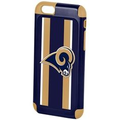 8b2b0af0a Protect your iPhone 6 with this Los Angeles Rams smartphone case. St Louis  Rams
