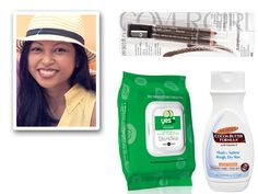 STEPHANIE ALMAZAN, EDITOR I'm a late makeup bloomer (I've recently added this no-frills eyebrow pencil to my morning routine), but have always had a soft spot for skin care products that come from nature. Cooling cucumber wipes refresh after sweat sessions, while cocoa butter lotion smooths and calms my skin year-round.