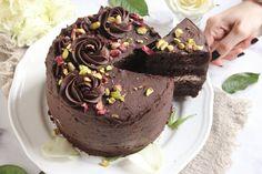 Kávés csokoládétorta | Ízből tíz Cake Cookies, Cake Recipes, Pie, Food, Pies, Kaffee, Torte, Cake, Easy Cake Recipes