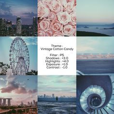 Top 15 Feed ideas using VSCO filters by DGRAZON – Deegee Razon