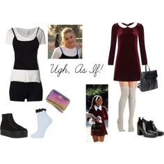 Dionne Davenport and Cher Horowitz | Clueless |