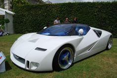 2008 Goodwood Festival of Speed – 80s/90s concept cars   Ford GT 90