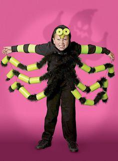 En manque d'idées pour les costumes d'Halloween de vos enfants? Inspirez-vous de ces 17 idées faciles à réaliser.