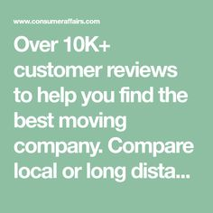 Over 10K+ customer reviews to help you find the best moving company. Compare local or long distance movers. Research packing and pricing options. Perfect Image, Perfect Photo, Love Photos, Cool Pictures, Long Distance Movers, Best Moving Companies, Good Things, My Love, Packing