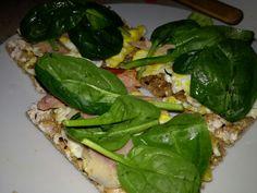 #breakfast #spinach #turkey