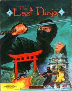 [1987] The Last Ninja (System 3) >> https://en.wikipedia.org/wiki/The_Last_Ninja