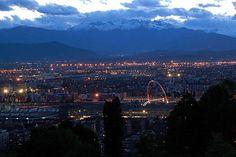 L'arco e le Alpi