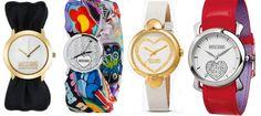 Часы для женщин —модные тренды этого года MOSCHINO