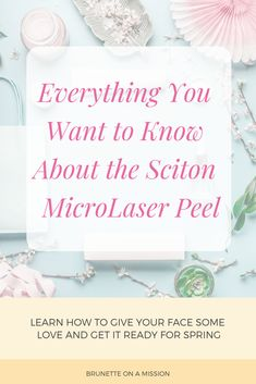 """I rescheduled the MicroLaser Peel twice. I don't think that reading online accounts helped my case either. Things like """"face"""" and """"on fire"""" kept popping up. Anti Aging Skin Care, Natural Skin Care, Skin Care Tools, Skincare Routine, Plastic Surgery, Get One, Reading Online, Aesthetics, Place Card Holders"""