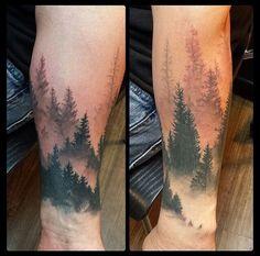 Natur Tattoo Arm, Natur Tattoos, Hipster Tattoo, Trendy Tattoos, Tattoos For Guys, Tattoos For Women, Leg Tattoos, Body Art Tattoos, Tatoos