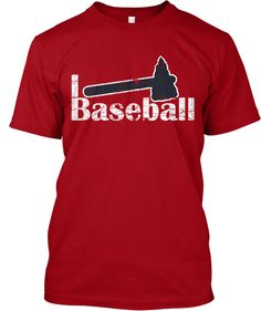 I LOVE Braves Baseball...another really cute one we could prob make
