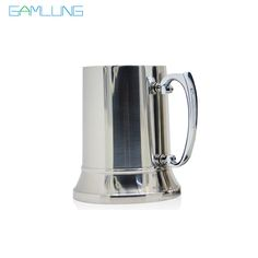 22OZ Large stainless steel tankard stainless steebeer mug stainless steel stein. Click visit to buy #Mug