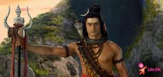 """Mat bhulo, tum mera hi ansh ho!""    LIKE if you think Mahadev will certainly defeat Jallandhar!"