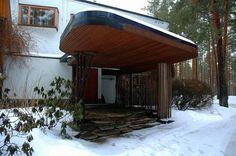 Alvar Aalto - Villa Mairea 3
