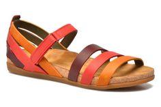 El Naturalista Zumaia NF42 Sandals 3/4 view