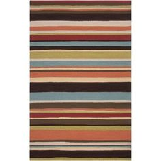 Artistic Weavers Plantain Wenge 8 ft. x 10 ft. Area Rug - Ruta-810 - The Home Depot