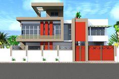Projet de construction d'une residence a Abidjan en Cote d'ivoire ...