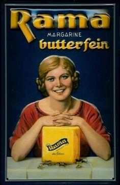 Blechschild 20x30 Maggi Würze Werbung Reklame Plakat historisch Küche Haushalt