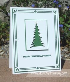 Christmas in July Blog Hop!! : Stamp with Tammy
