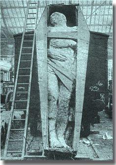 Fossilized Irish Giant