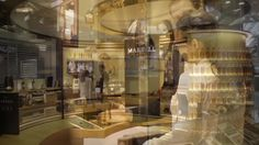 Martell 300th Anniversary Pop Up - Paris Charles de Gaulle Airport T2E  May - August 2015