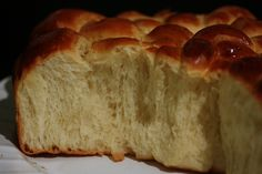 brioche a bosse chez requia cuisine et confidences Beignets, Nutella, Pizza, Deserts, Bread, Food, Salads, Pastry Recipe, Brot