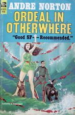 ANDRE NORTON ORDEAL IN OTHERWHERE PB Ace 63821 female as a viewpoint character