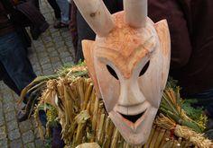 Forja de Lume: Carnaval Rural - Caretos de Podence