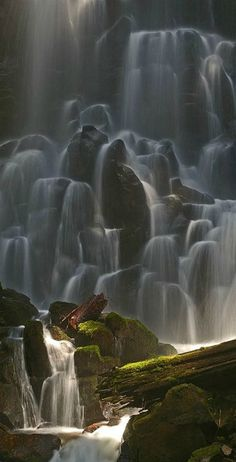 Ramona Falls, Oregon, USA | by Ulrich Burkhalter