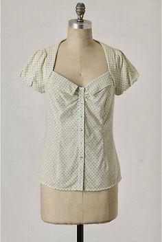 3cd70158 30 bästa bilderna på Blouse ides | Vintage fashion, Vintage Style ...