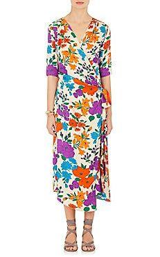 Floral Silk Jacquard
