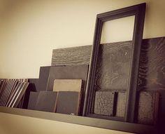 Shine and burn. Tile and timber. Our latest gastronomy material concept. Burns, Tile, Concept, Interior Design, Storage, Frame, Instagram, Black, Home Decor