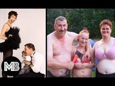 30 Incredibly Awkward Family Photos !