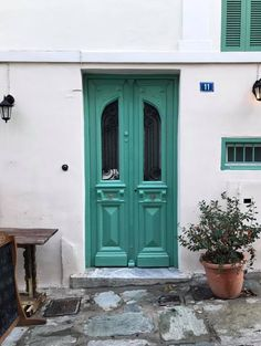 The doors of Athens Athens, Urban, Doors, Outdoor Decor, Instagram, Design, Home Decor, Decoration Home, Room Decor
